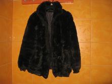 Kabát-kožešinový, xl
