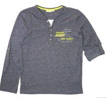 Boys tričko rool-up rukávy,, 152