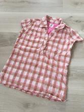 Bavlněná košile, h&m,152