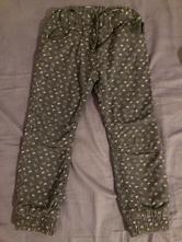 Zateplene kalhoty, lupilu,110