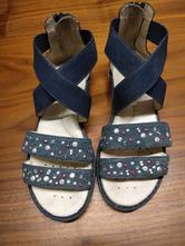 Sandálky geox vel. 32 krásné, geox,32