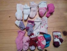 Ponožky pro holky 11-14,
