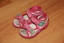 Sandály befado sunny, kož.stélka 14,5cm, vel. 23, befado,23