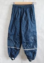 Nepromokavé kalhoty vel. 122/128, lupilu,122