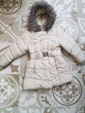 Luxusní zimní bunda next, vel. 116, top stav, next,116