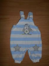 Fleecové kalhoty s laclem, f&f,62