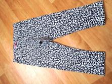 Dívčí leopardí legíny, young dimension,92