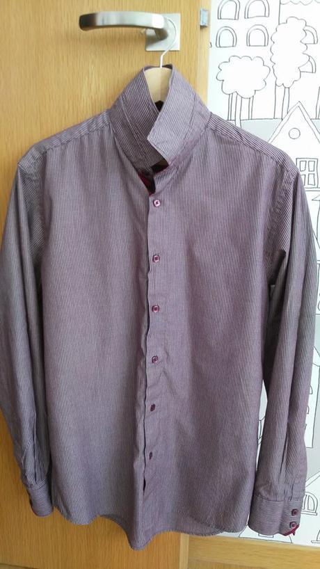 95f586deddb7 Pánská košile amj style