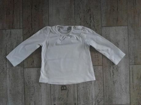 Tričko s dlouhým rukávem f&f, f&f,80