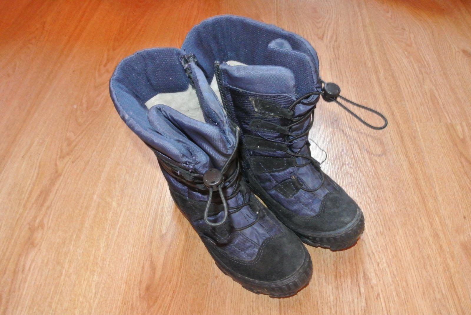 Nepromokavé zimní boty elefanten c1209f84c8