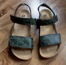 Sandály dino od h&m,bez známek nošení, h&m,31