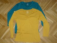 Už jen žluté tričko do véčka, esmara,xl