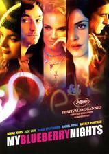 My Blueberry Nights - Moje borůvkové noci (r. 2007)