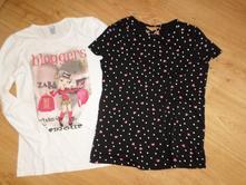 Srdíčkové tričko, c&a,158