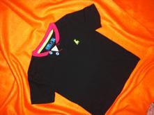 Bomba černé tričko, rebel,98