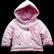Dětská bunda, kab-0007, babaluno,68