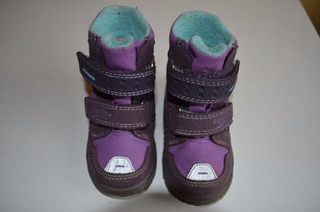 Zimní boty superfit, superfit,21