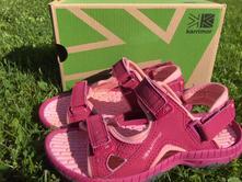Růžové sandále karrimor vel.32, karrimor,32