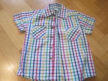 košile veselá kostka od petit bateau, 104