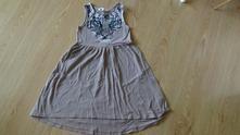 Dívčí šaty, h&m,122