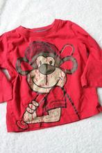Tričko s opicí, matalan,80