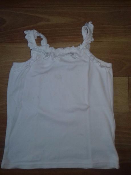 Tričko bez rukávů, 104