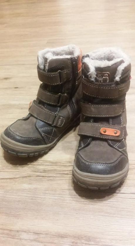 Zimní boty v.29 7227819ec3