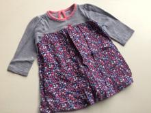 Dívčí šaty č.301, george,74