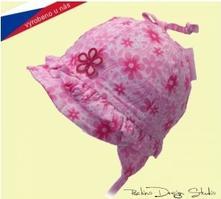 Letní čepice, klobouček, 1859_20045, rockino,<50 - 98