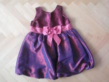 Slavnostní šaty, h&m,104