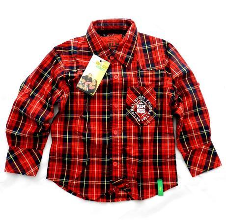 Dětská bavlněná košile, kos-0014, 104