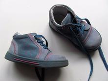 Dívčí zdravotní kotníkové boty č.2/110, protetika,22