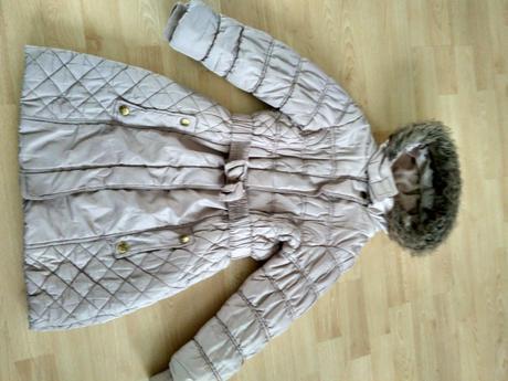Zimní kabát sweet millie, 122