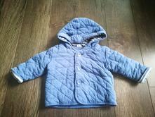 Kabátek pro chlapečka - přechodový 9 - 12m, f&f,80