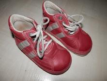 Kožené boty pegres, pegres,20