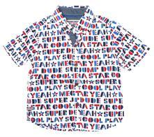 Bavlněná košile s písmenky, next,86