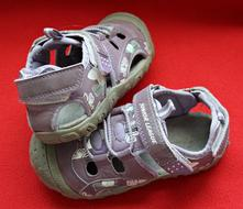 Outdoorové sandálky junior league cory, 28