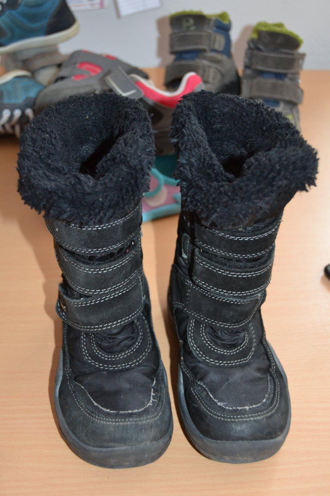 Dívčí zimní boty primigi 92f9fd5119