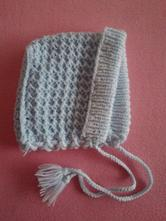 Ručně pletená čepička, 62