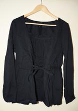 Tunika černá s páskem, zn. old navy, old navy,l
