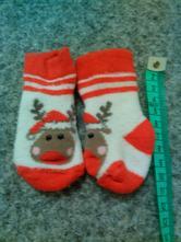 Ponožky se sobem, 17