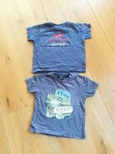 2x tričko, vel. 86, next,86