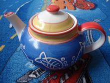 Čajová-kávová konvice-konvička na čaj i kávu 900ml,