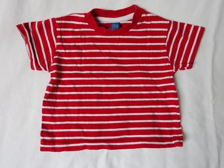 Pruhované tričko, 74