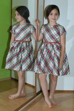 Slavnostní sváteční společenské šaty, marks & spencer,122