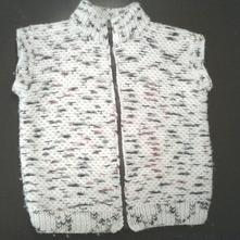 Pletená vesta, 122