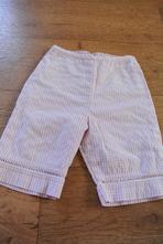 Růžovo-bílé dívčí kraťasy, next,86
