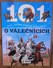 Kniha - 101 o válečnících,