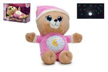 Medvídek usínáček růžový,