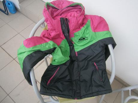Zimní bunda, 152